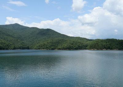 Fontana-Lake